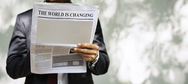 wereld verandert door coronavirus
