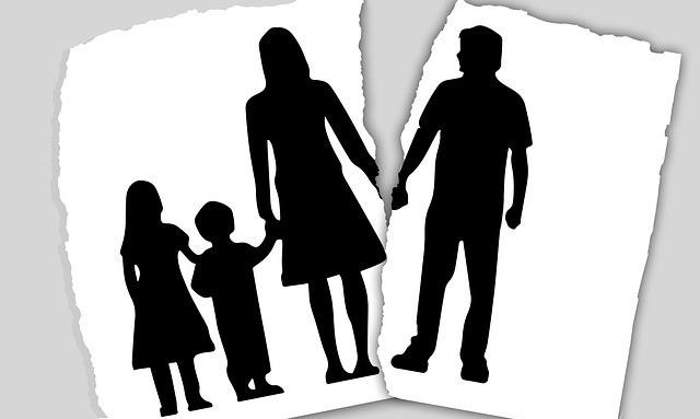 scheiding regelen voor kinderen