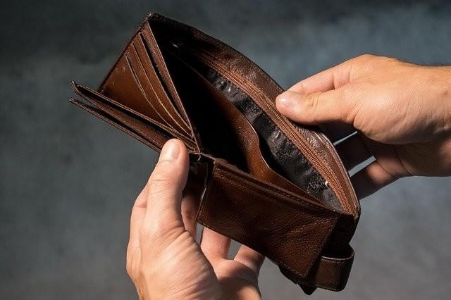 geen inkomen door coronacrisis