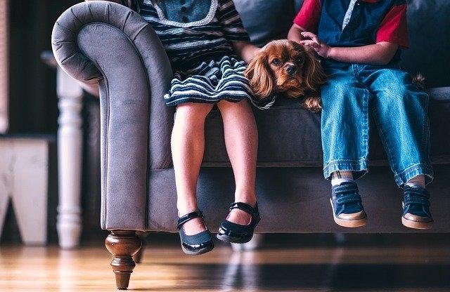 Scheiden met kinderen vertellen
