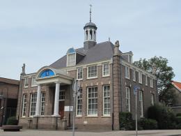 voormalig raadshuis heemskerk