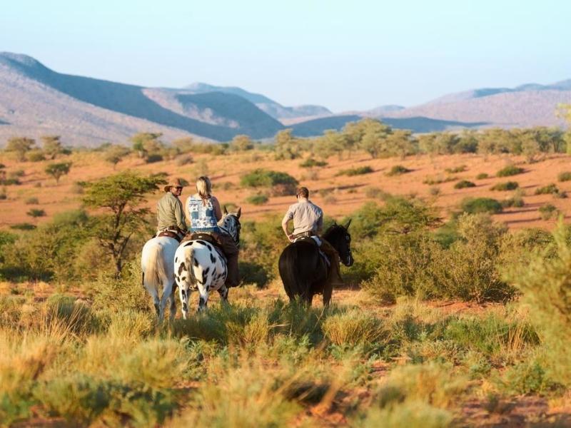 Tswalu Kalahari Game Reserve - Luxe Safari Zuid-Afrika