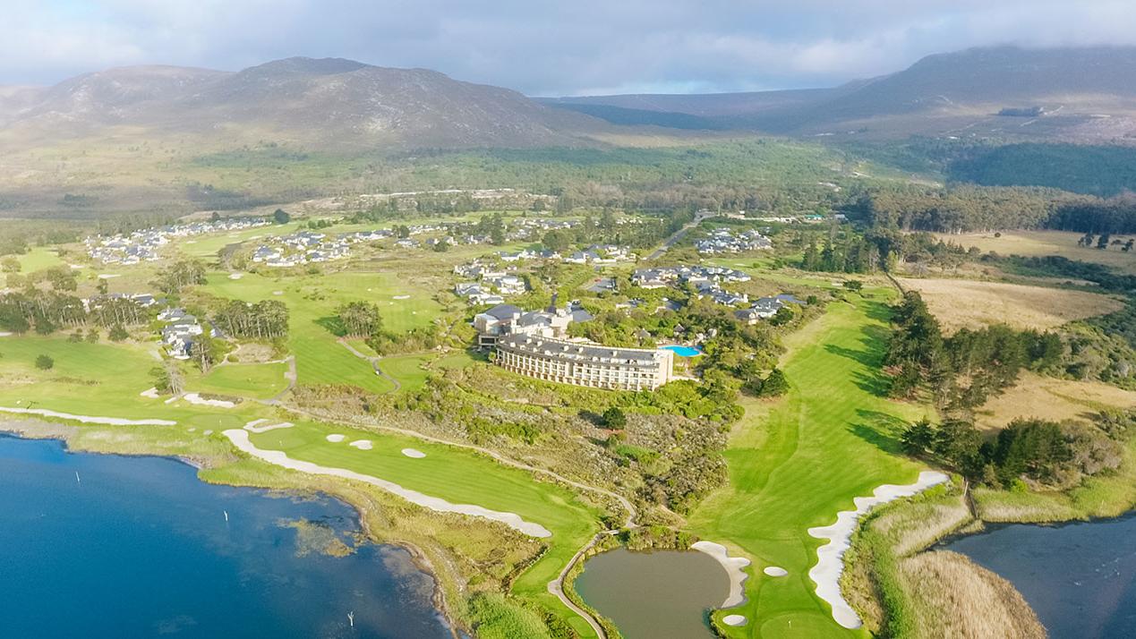 Arabella Golf Course Zuid-Afrika Estate