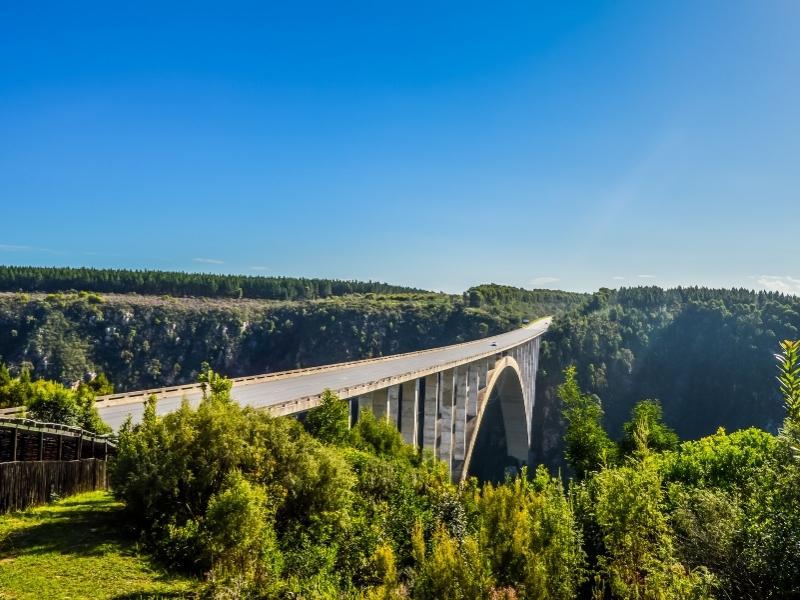 Knysna - Zuid-Afrika Steden en Dorpen