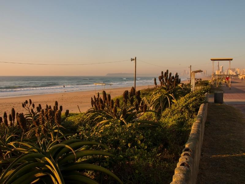 Durban - Zuid-Afrika Steden en Dorpen
