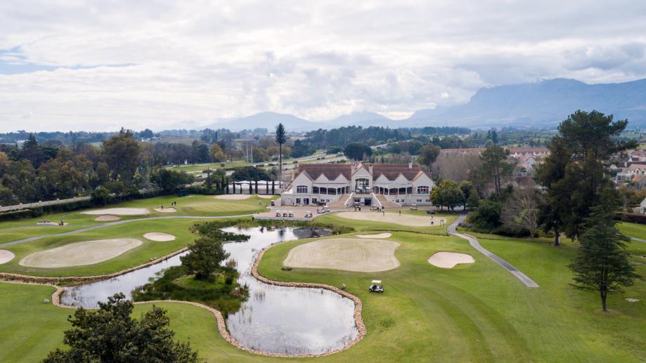 Boschemnmeer Golf Course Zuid-Afrika