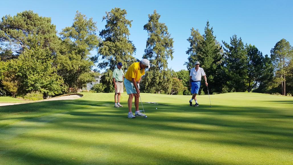 Boschemnmeer Golf Course Zuid-Afrika Golfers