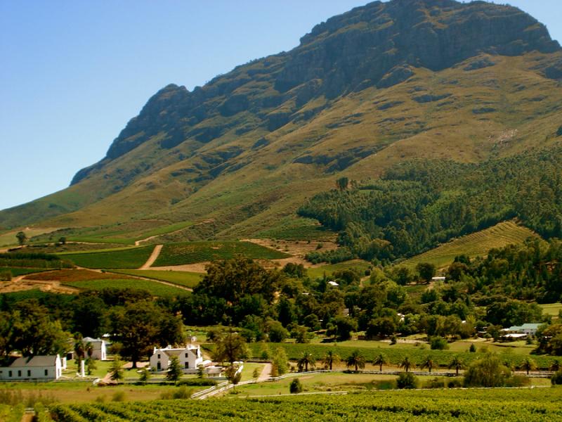 Wellington Zuid-Afrika - Steden en Dorpen