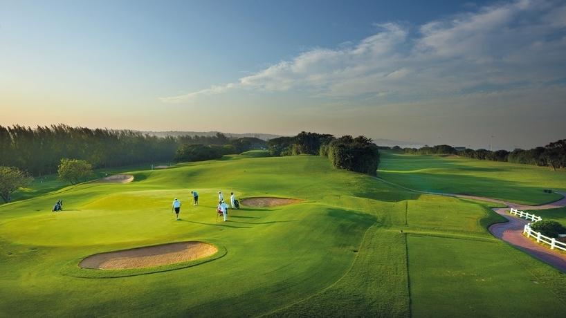 Durban Country Club Golf Course Zuid-Afrika