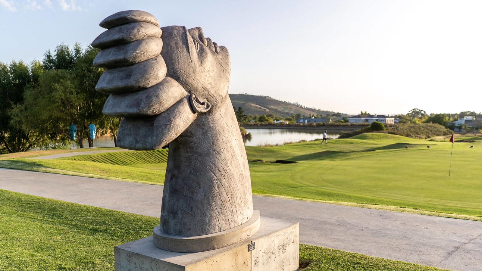 Erinvale Golf Estate Zuid-Afrika Course