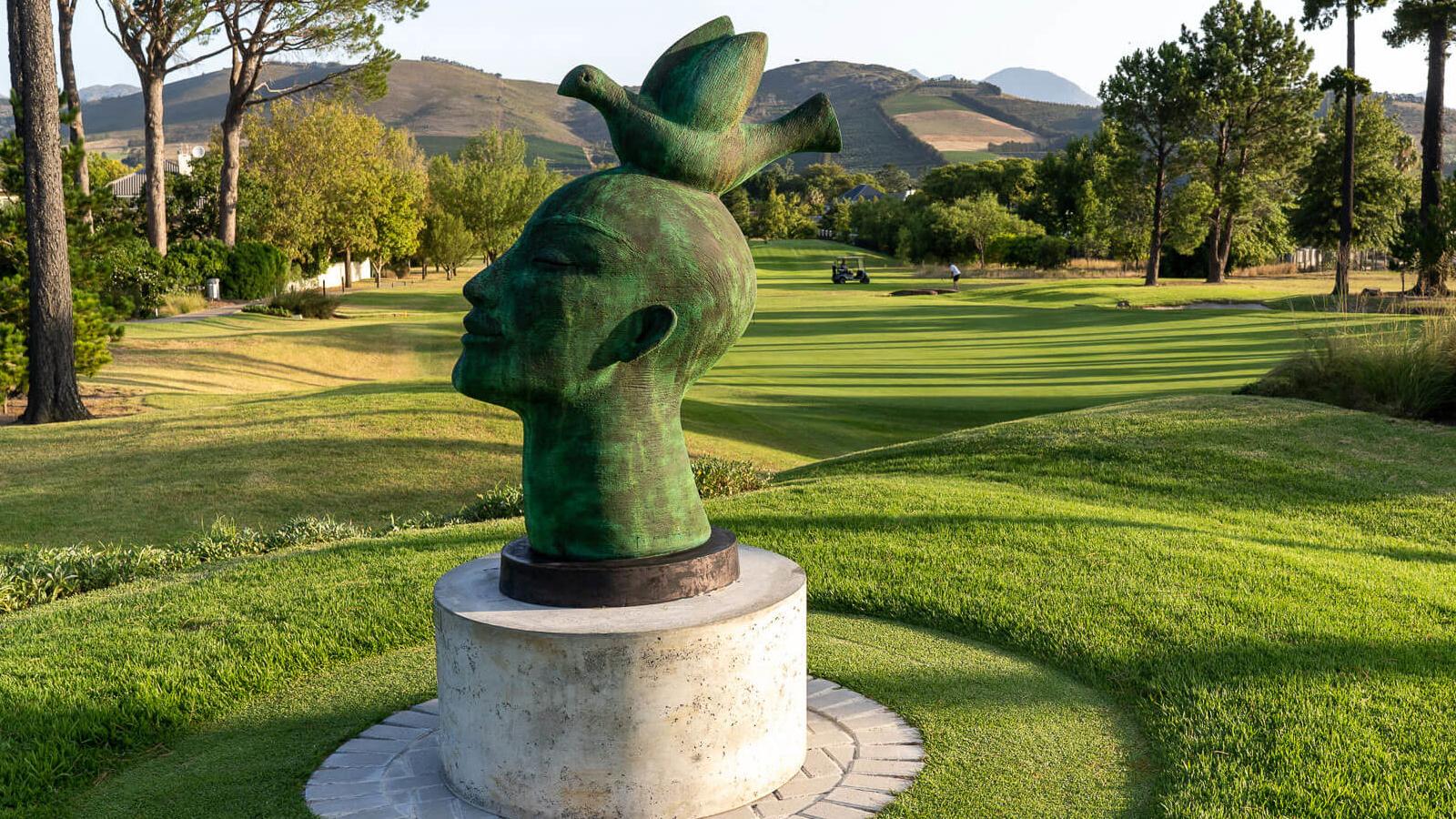 Erinvale Golf Estate Zuid-Afrika