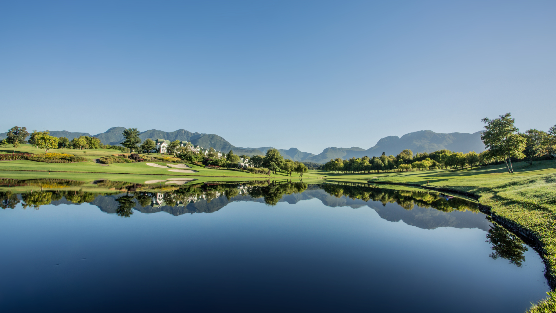 Fancourt Golf Course Montagu Zuid-Afrika