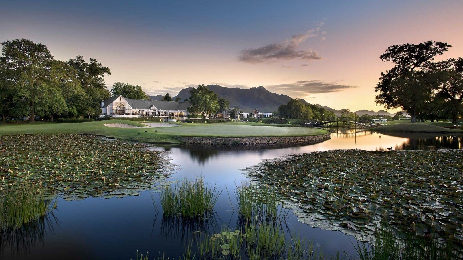 Fancourt Golf Course Montagu Zuid-Afrika Overview