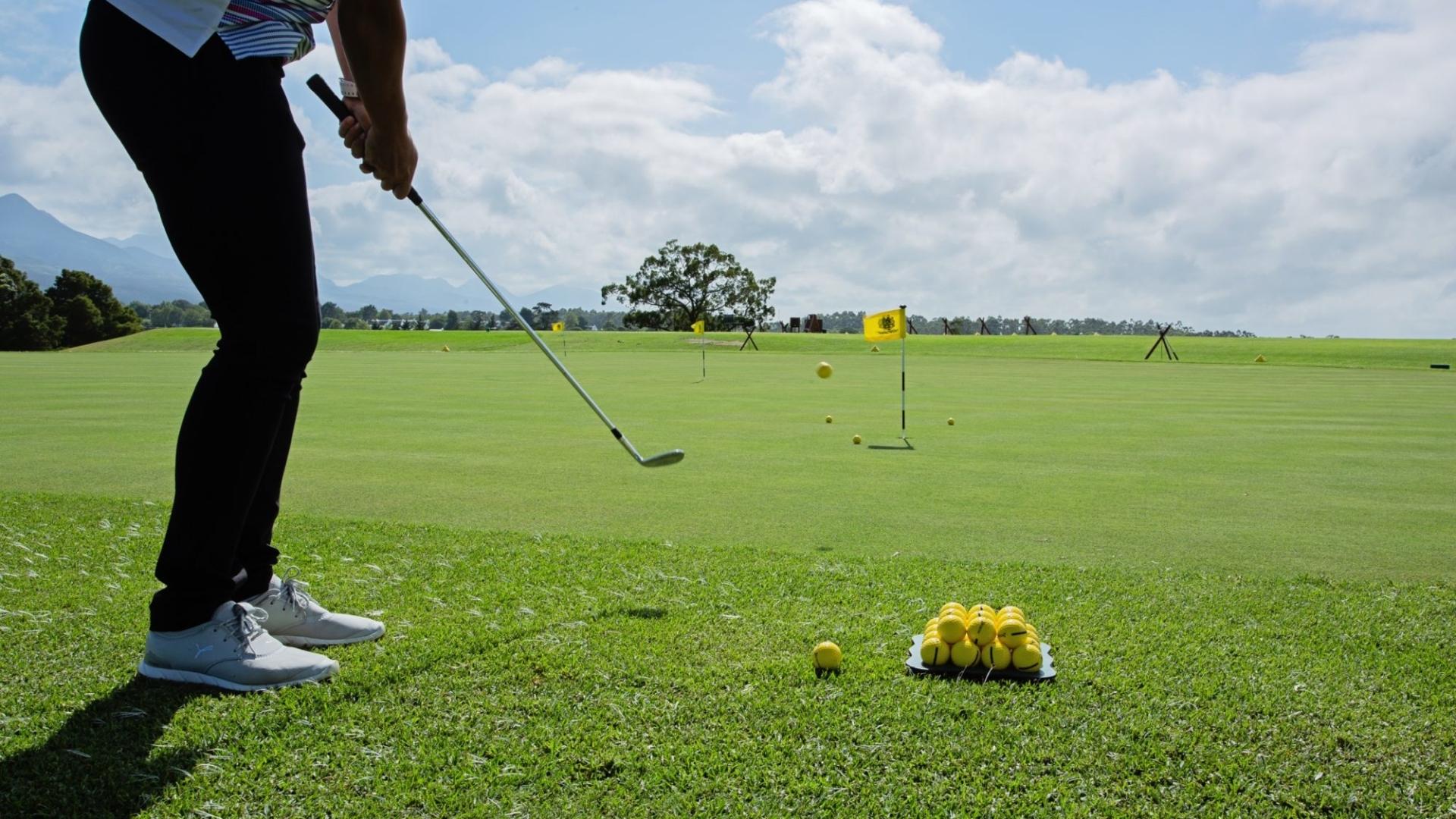 Fancourt Golf Course Outeniqua Academy Zuid-Afrika