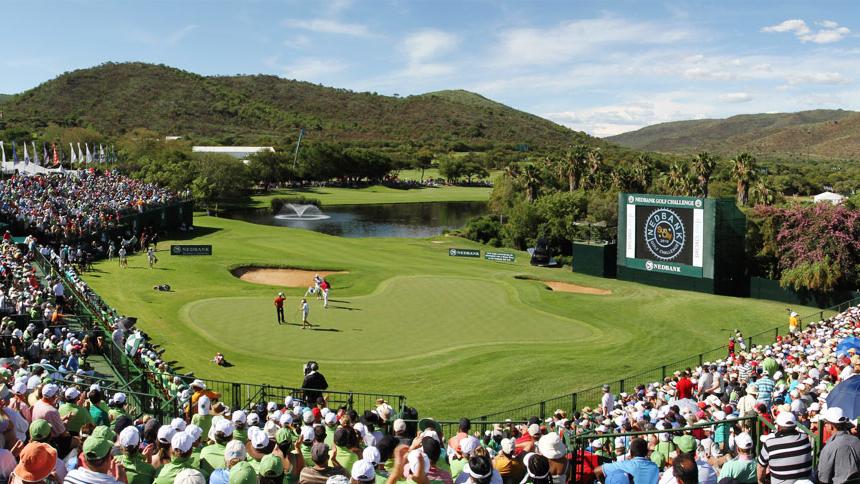 Gary Player Golf Course Event