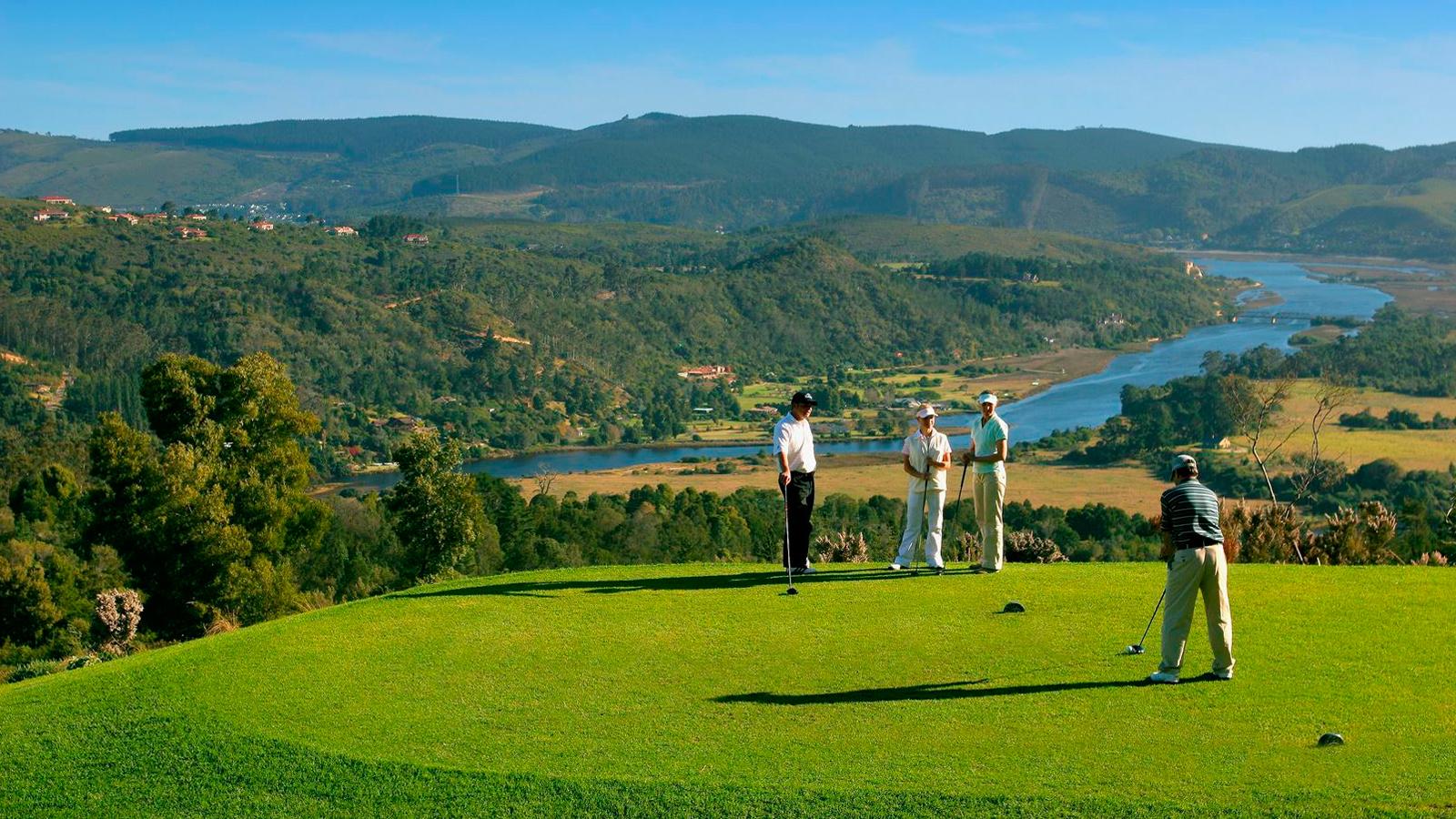 Simola Golf Course Zuid-Afrika