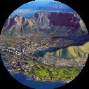 Kaapstad - Zuid-Afrika Steden en Dorpen