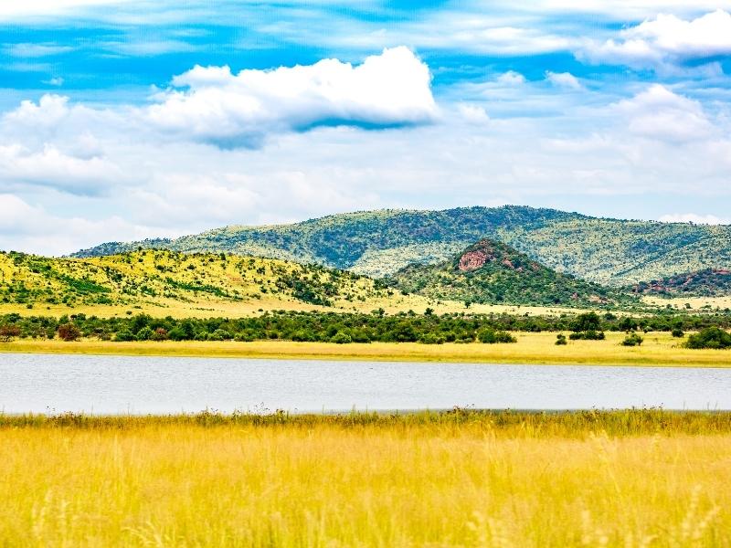 Landschap Kruger National Park - Luxe Safari Zuid-Afrika