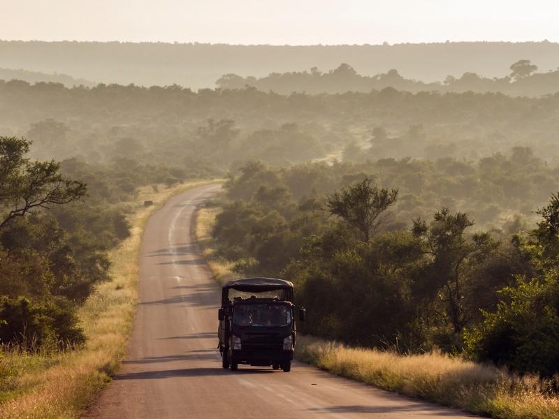 Safari Drive Kruger National Park - Luxe Safari Zuid-Afrika
