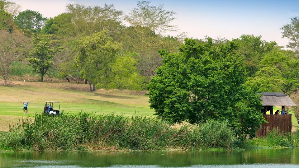 Kruger Park Lodge Golf Club Zuid-Afrika Course