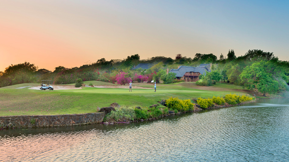 Kruger Park Lodge Golf Club Zuid-Afrika