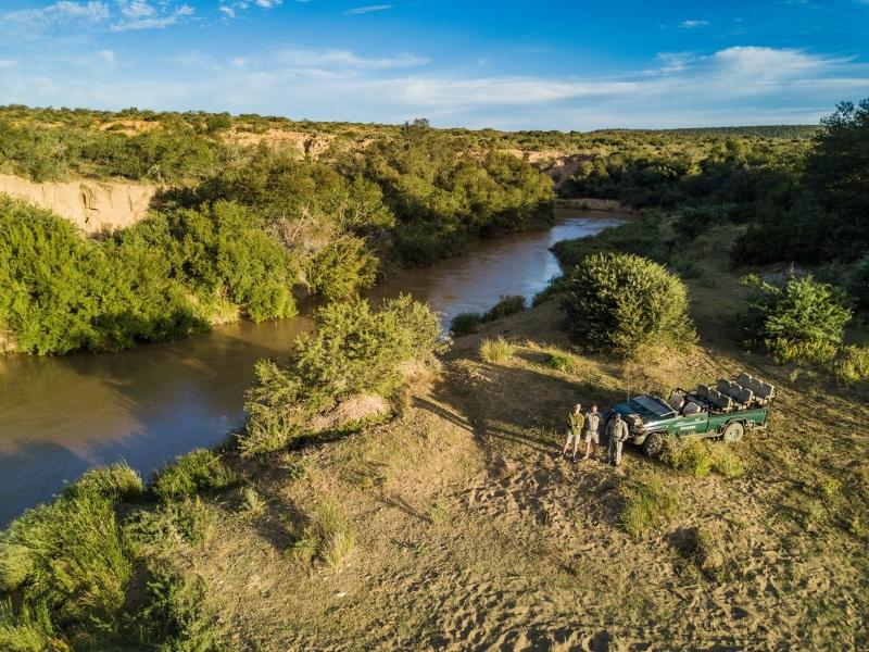Kwandwe Game Reserve - Luxe Safari Zuid-Afrika - Game Drive