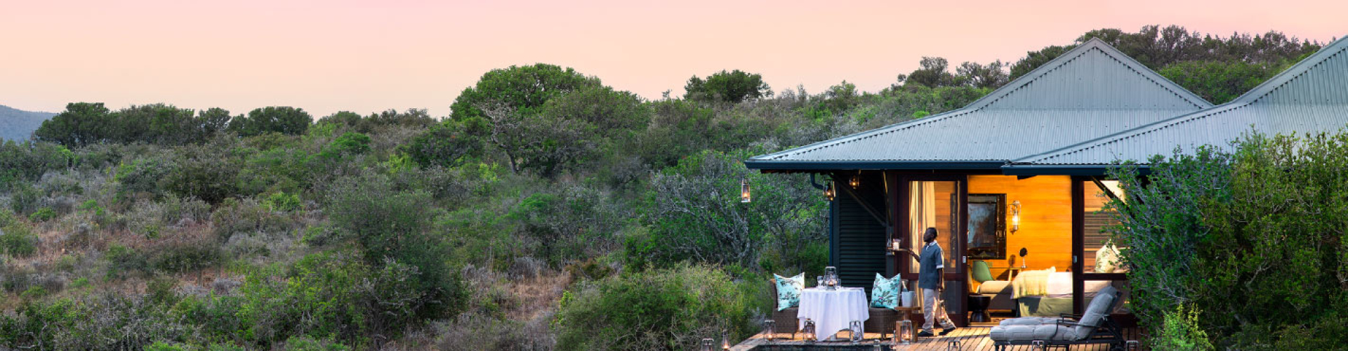 Kwandwe Game Reserve - Luxe Safari Zuid-Afrika - Header