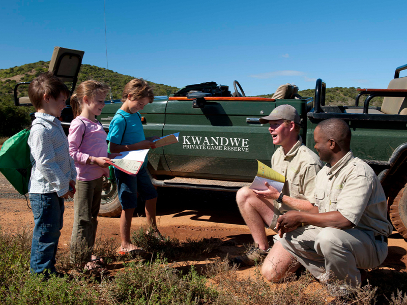 Kwandwe Game Reserve - Luxe Safari Zuid-Afrika - Kids Safari