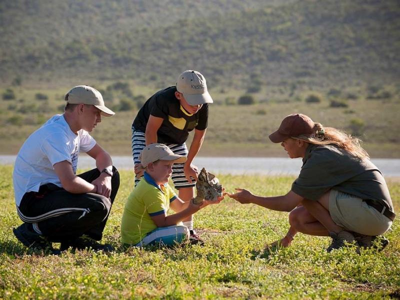 Kwandwe Game Reserve - Luxe Safari Zuid-Afrika - Safari met Kinderen