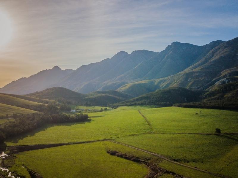 Swellendam Zuid-Afrika - Steden en Dorpen