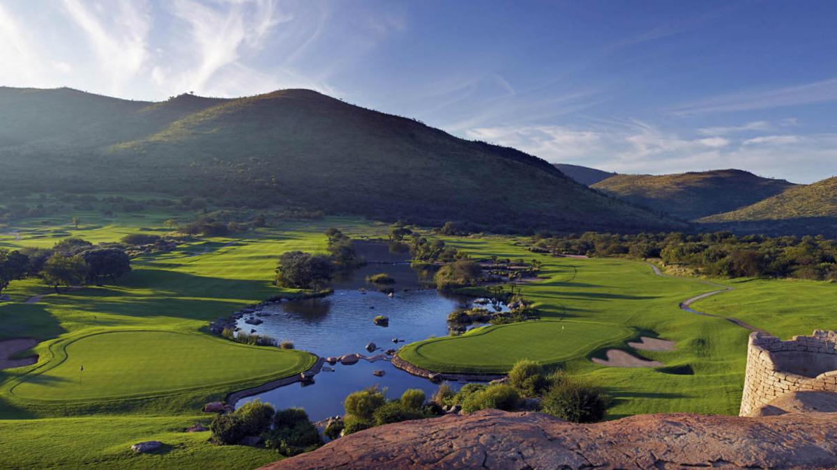 Lost City Golf Club Zuid-Afrika