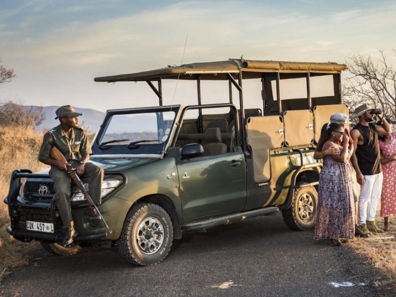 Marakele National Park - Luxe Safari Zuid-Afrika - Game Drive