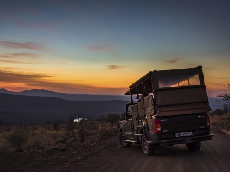 Marakele National Park - Luxe Safari Zuid-Afrika - Sunset Game Drive