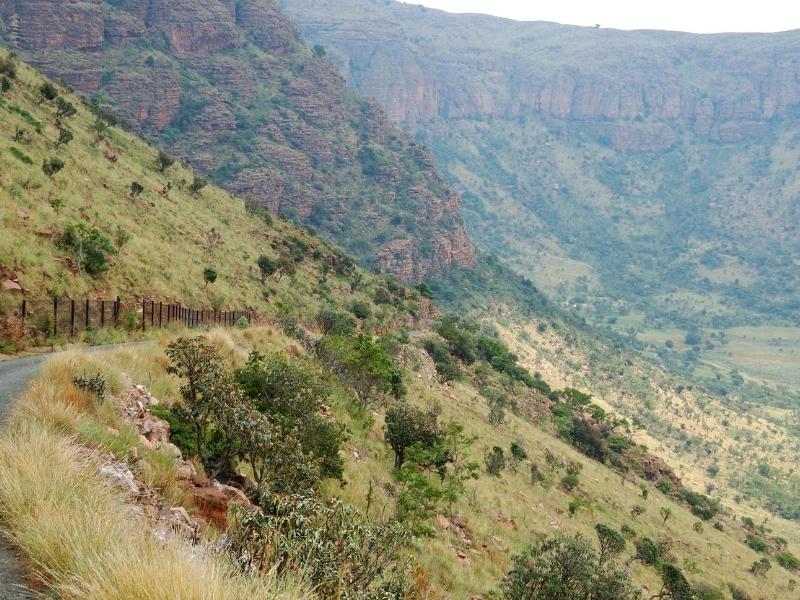 Marakele National Park - Luxe Safari Zuid-Afrika - Mountain Pass