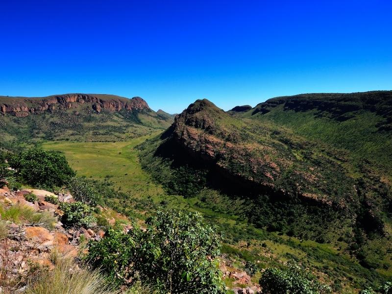 Marakele National Park - Luxe Safari Zuid-Afrika - Mountains