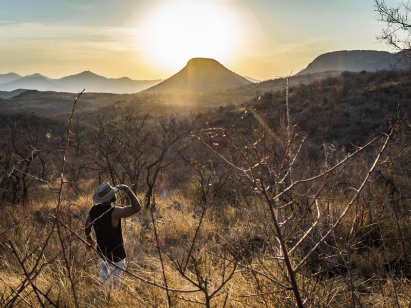 Marakele National Park - Luxe Safari Zuid-Afrika - Nature Walk