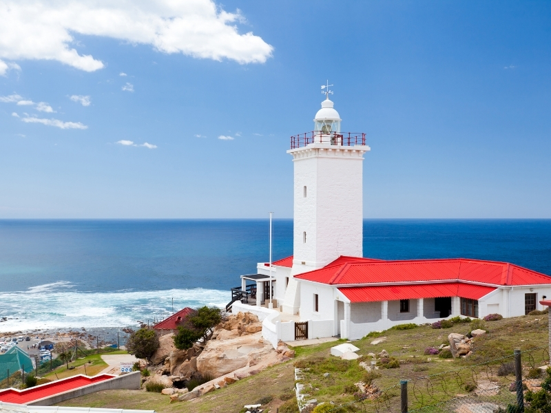 Garden Route - Provincies en Regio's Zuid-Afrika