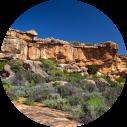 Cederberge - Provincies en Regio's Zuid-Afrika