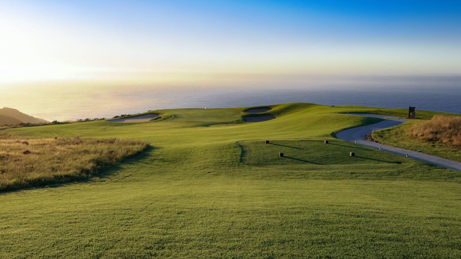Oubaai Golf Club Course Zuid-Afrika