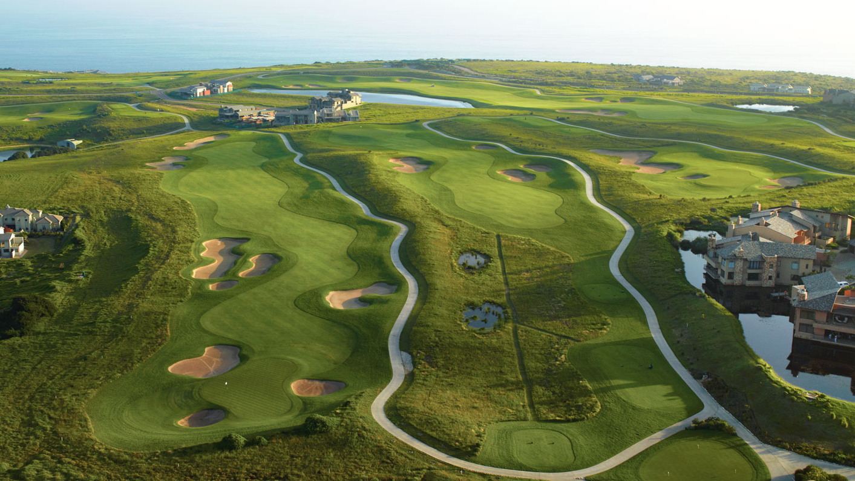 Oubaai Golf Course Zuid-Afrika