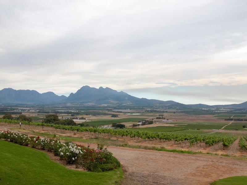 Paarl Zuid-Afrika - Steden en Dorpen