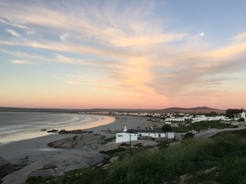 Kimberley - Zuid-Afrika Steden en Dorpen
