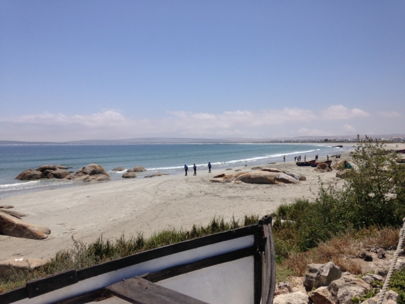 Paternoster - Zuid-Afrika Steden en Dorpen