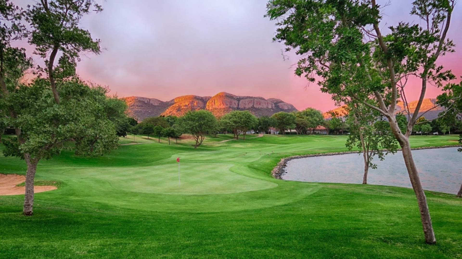 Pecan Wood Golf Club Zuid-Afrika Course