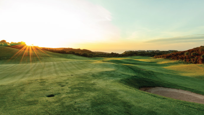 Pezula Golf Course Zuid-Afrika