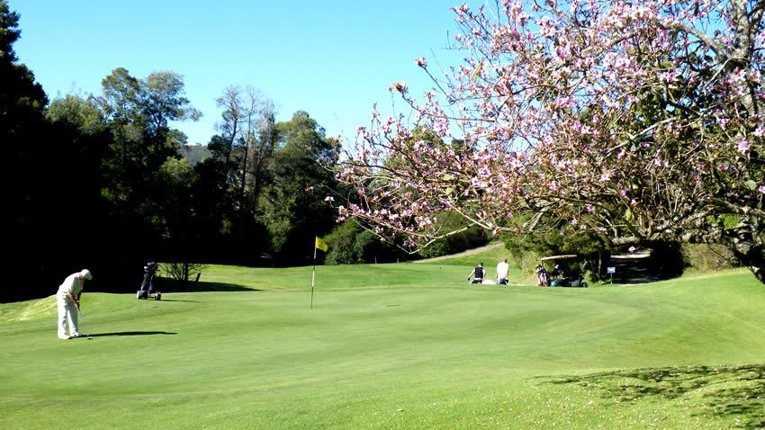 Plettenberg Bay Golf Course Zuid-Afrika