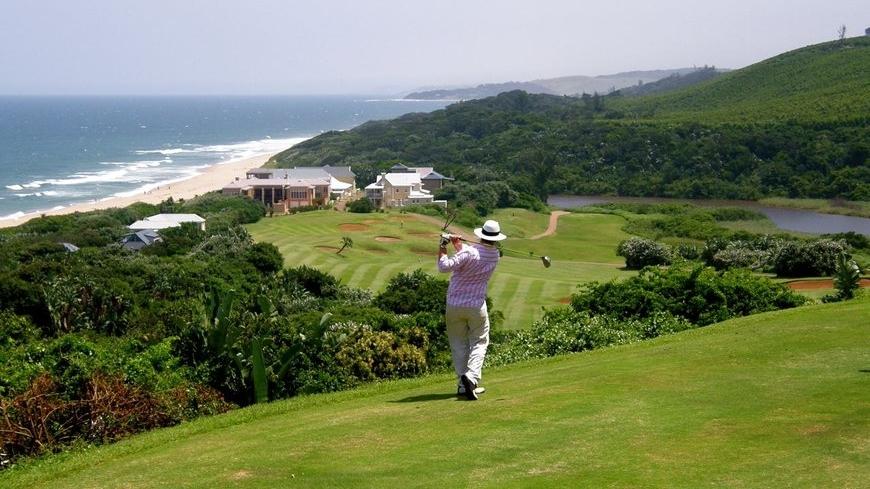 Prince's Grant Golf Course Zuid-Afrika Golfer