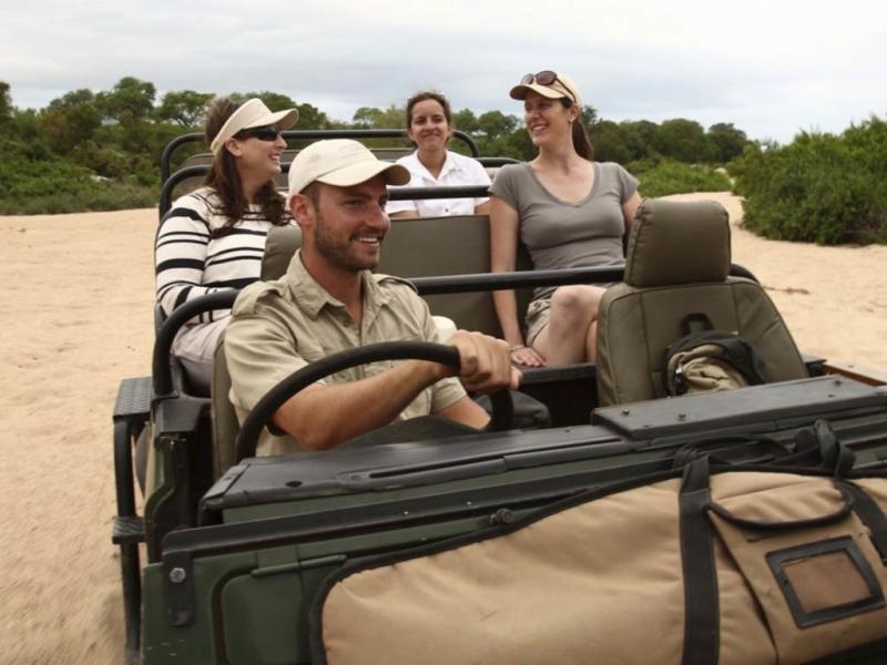 Timbavati Game Reserve - Luxe Safari Zuid-Afrika