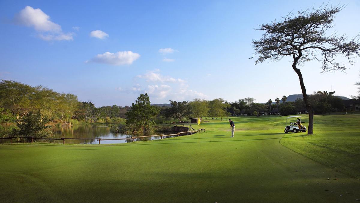 Sabi River Sun Golf Club Zuid-Afrika