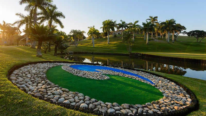 San Lameer Estate Golf Course Zuid-Afrika